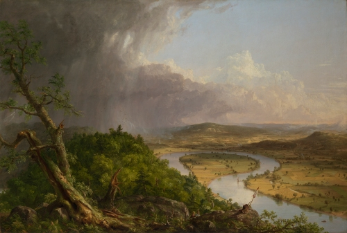'View from Mount Holyoke, 1836