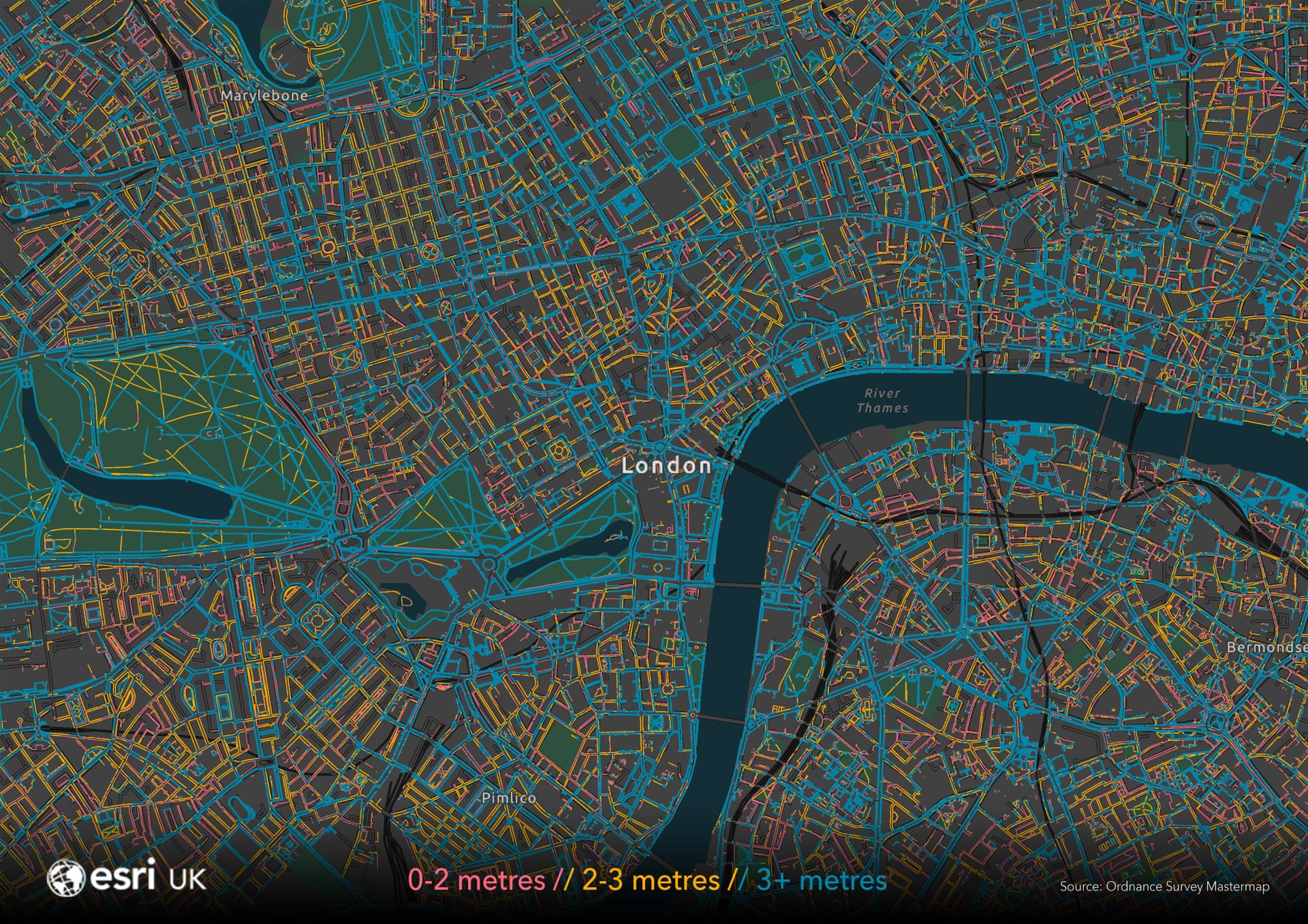 london-map-central